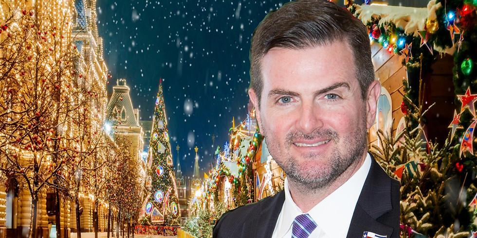 Christmas Party w/ Sen Creighton