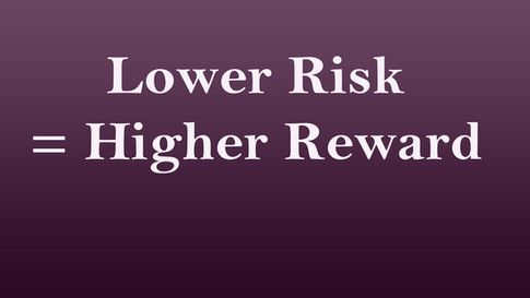 Mitigating Buyers' Risk to Enhance Value