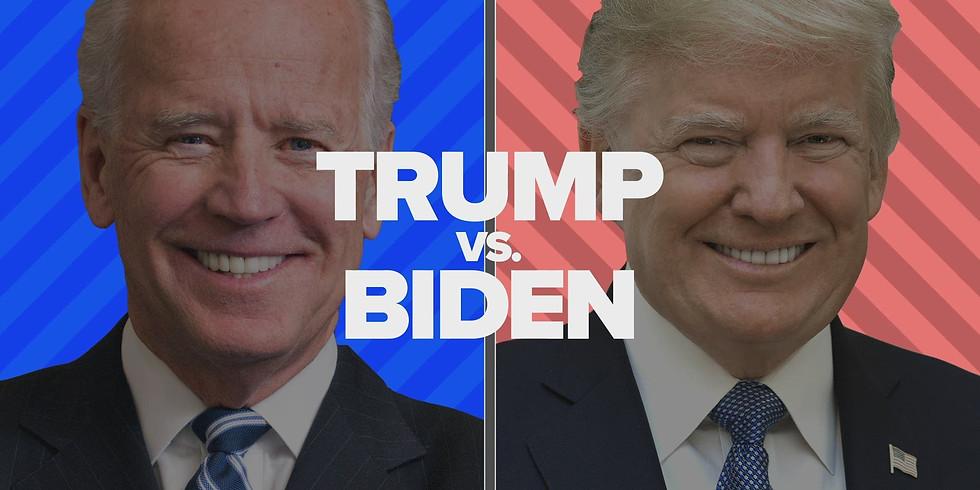 Presidential Final Debate Watch Party