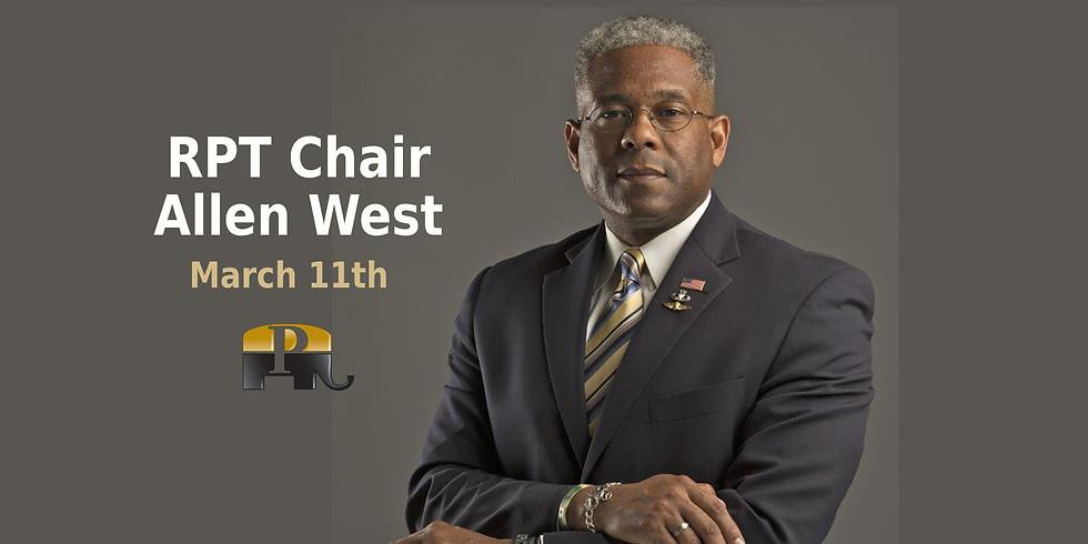 RPT Chair Allen West
