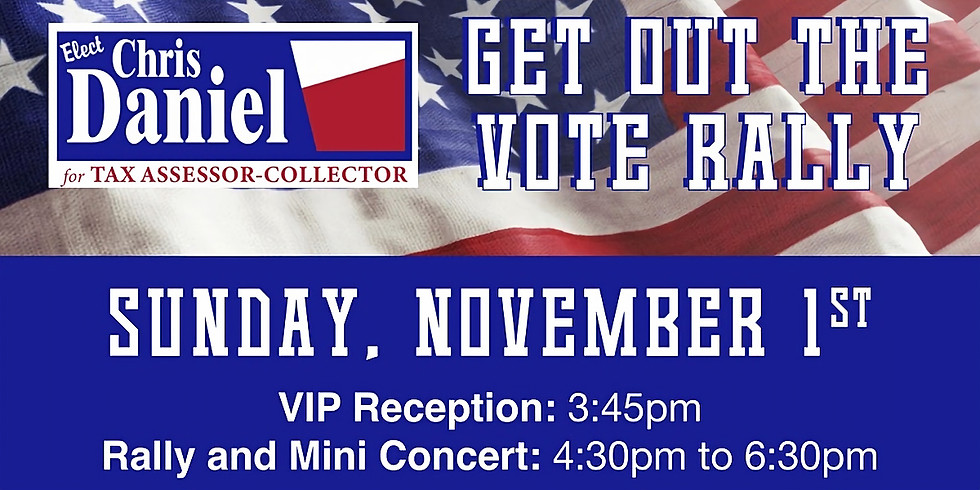 Massive Get Out the Vote Rally & Concert