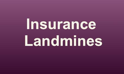 Don't Let These Insurance Landmines Scuttle an Acquisition