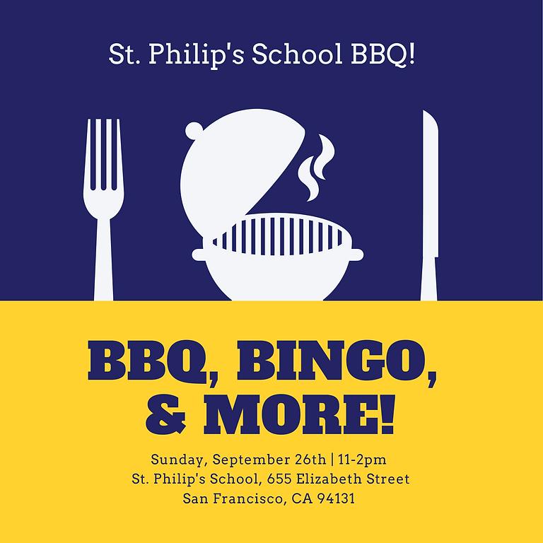 ST. PHILIP'S BBQ