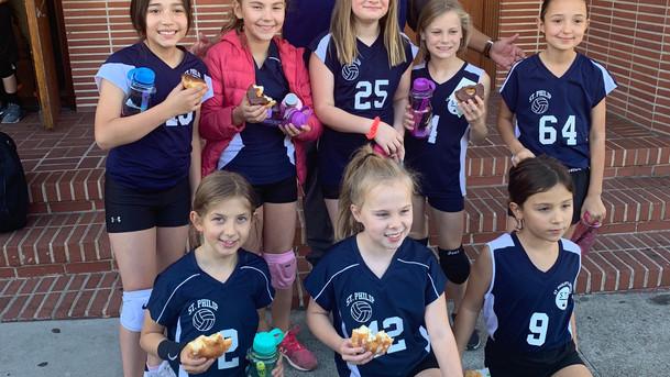 4th 5th grade girls volleyball.JPG