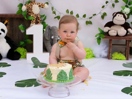 Westsussex Cake Smash Photo Session