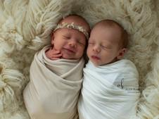 WestSussex & Surrey Newborn Photographer, Newborn twins! AllyBarber.