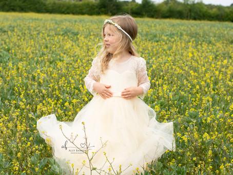 WestSussex & Surrey Photographer, Glowing princess