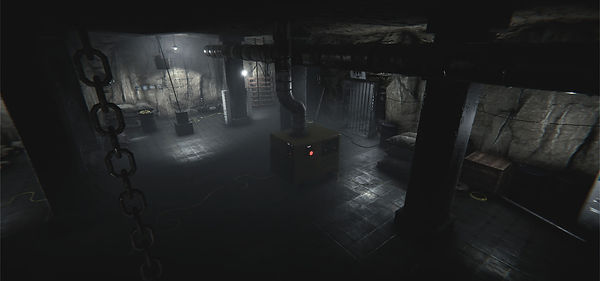 Escape Game en Réalité Virtuelle La Mine