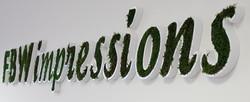 www.fbwweb.com - logo végétal