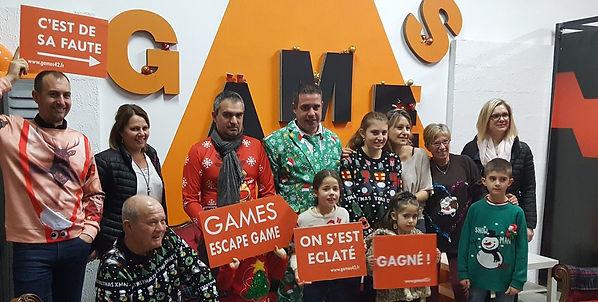 escape game famille games42