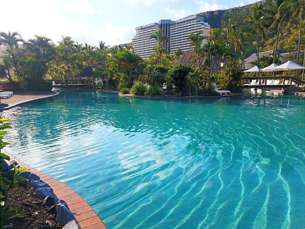Hamilton Island Main Pool