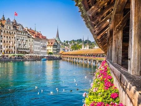 Lucerne, Switzerland with Kids