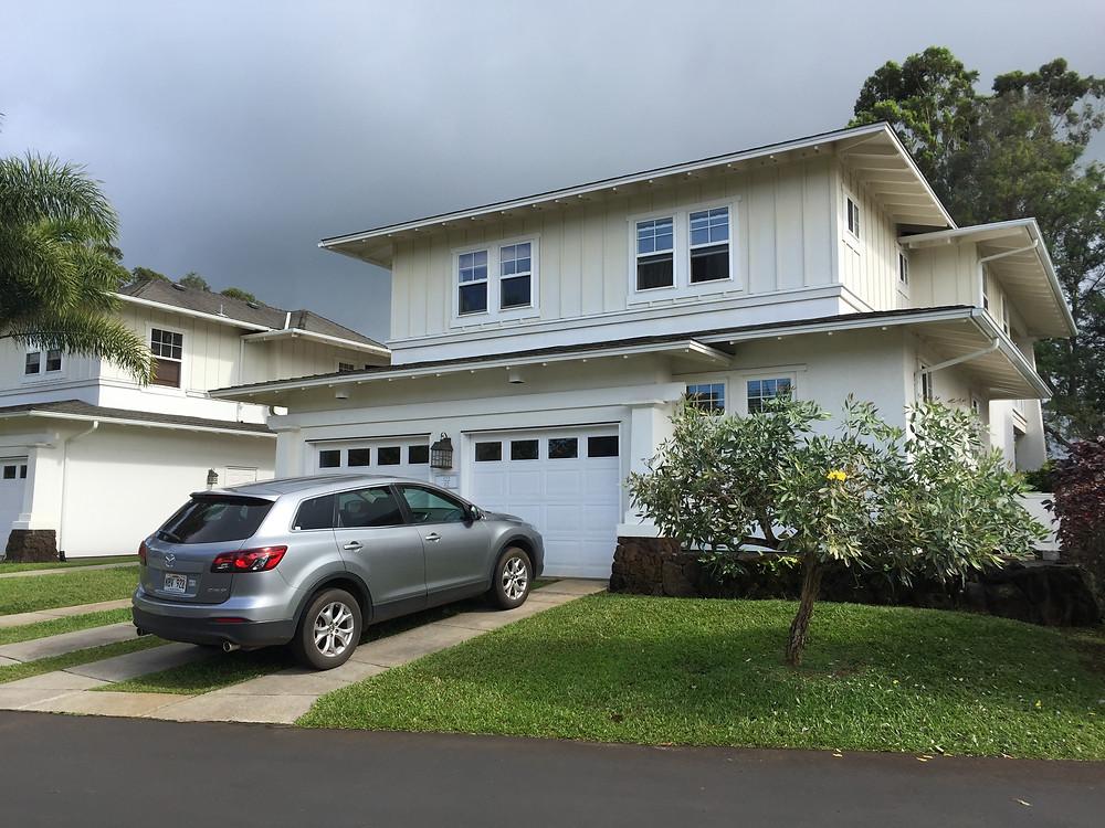 Kauai holiday rentals