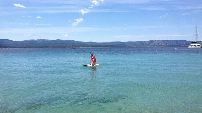 Stand Up Paddle Boarding Bol