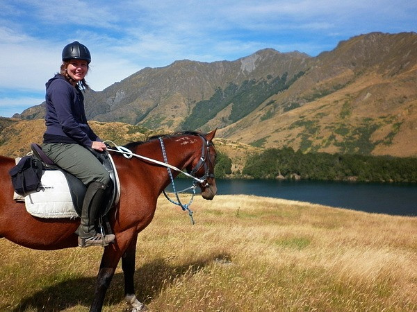 Queenstown horse riding