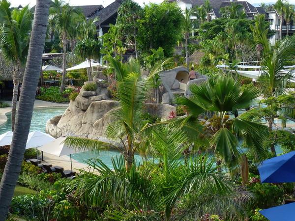 Radisson Blu Fiji kids pool