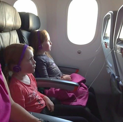 Child safety when travelling