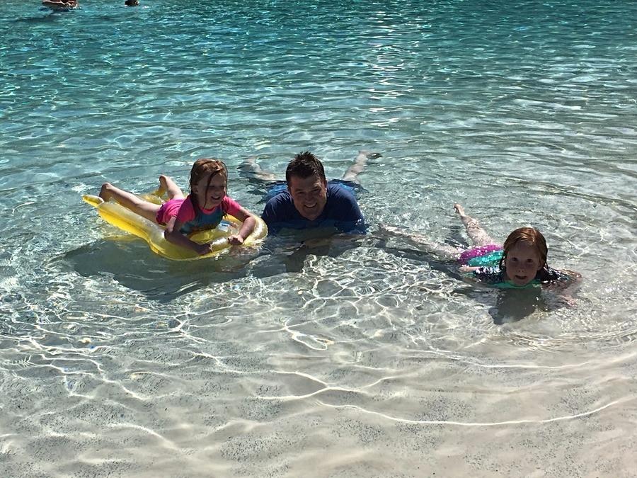 Peppers Salt Beach Resort pool