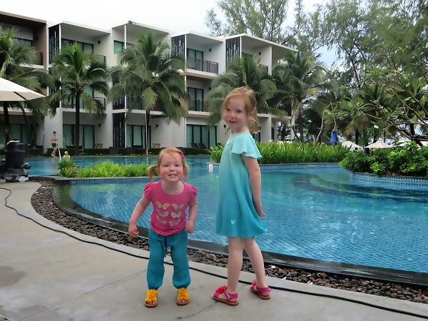 Phuket hotels with kids