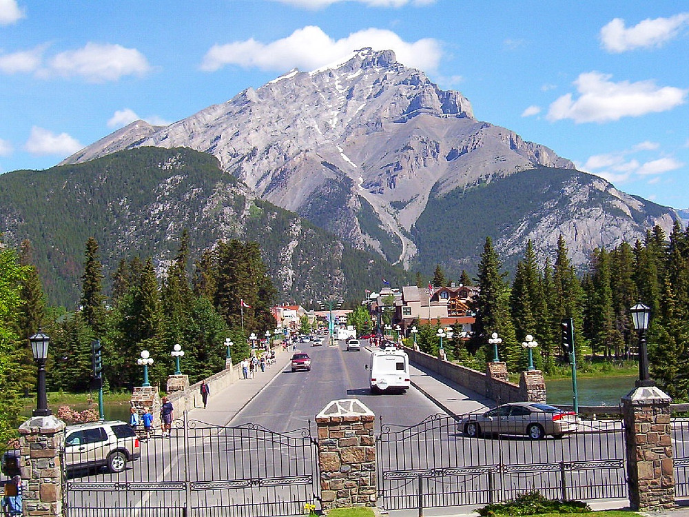 Banff, Canada Rocky Mountains