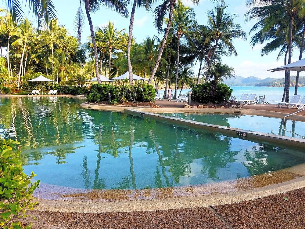Bougainville Pool Hamilton Island