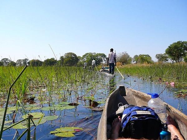 Mokoro Okavango Delta