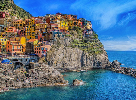 The Charm of Cinque Terre