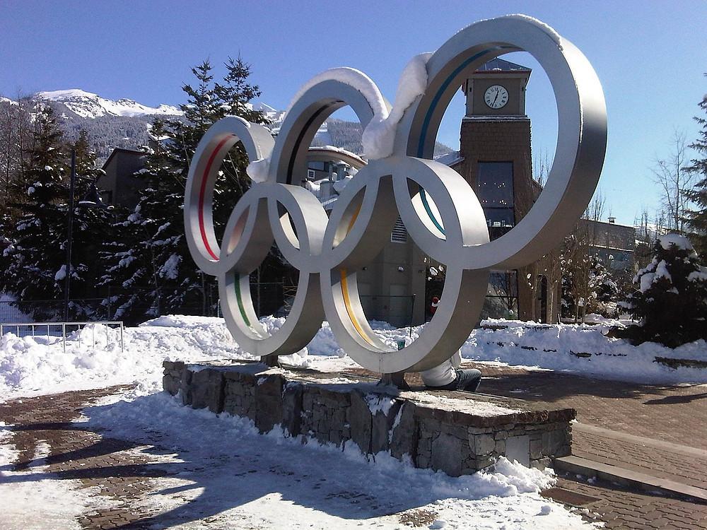 Whistler Olympic Plaza