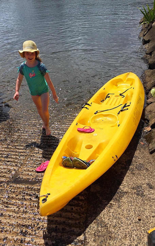 Kids activities travelling