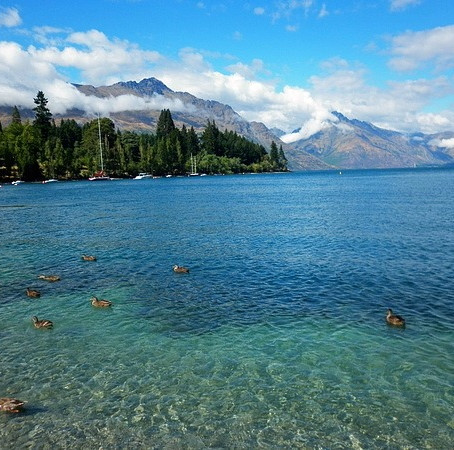 Queenstown fun for families