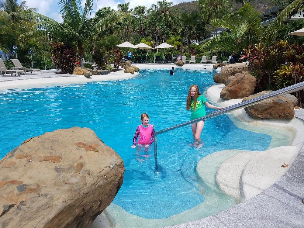 Whitsunday Apartments Pool
