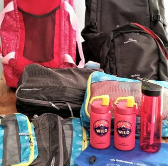 Five Countries, Five Weeks, Two Kids - How to Pack