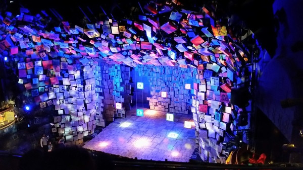 Matilda the Musical in London