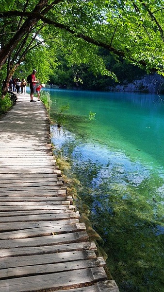 Plitvice Lakes Walks