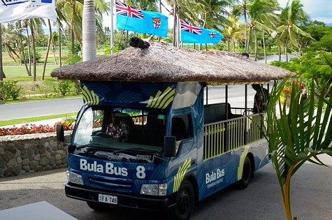 Bula Bus Denarau Island
