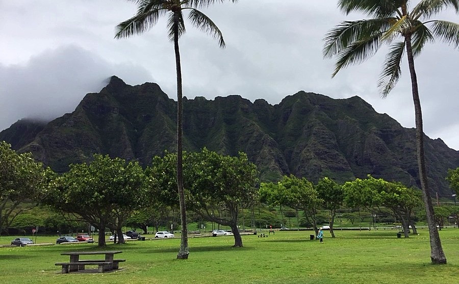 KoOlau Mountains Oahu