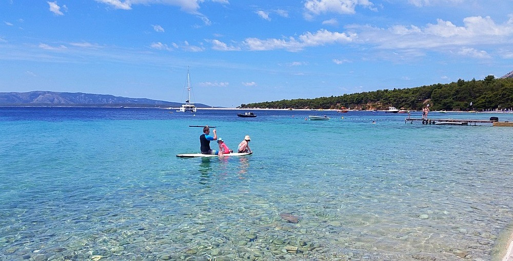 SUP Croatia