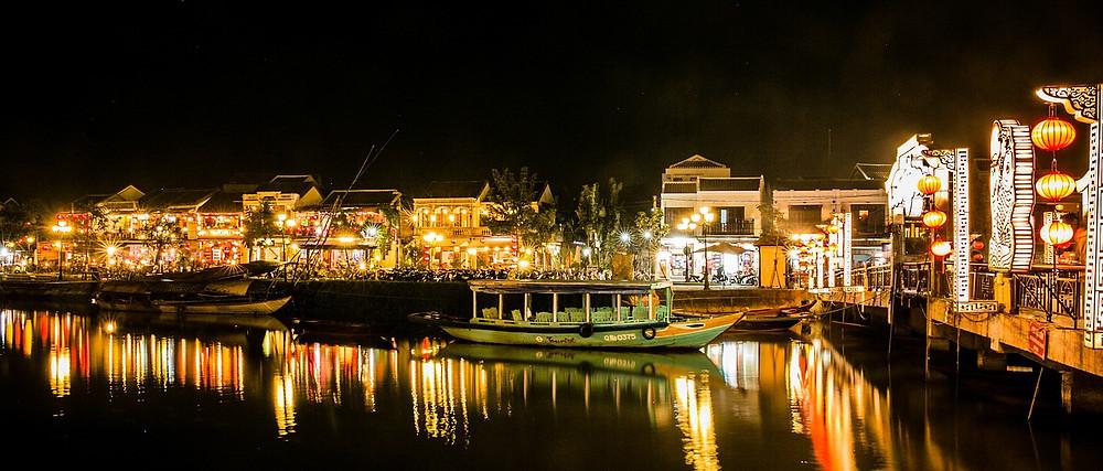 Hoi An night time lanterns