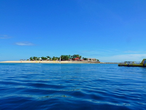 South Seas Island Fiji