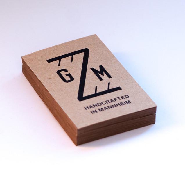 Logo + Tarjetas Kraft