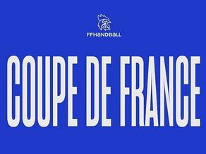 Coupe de France : 16ème et 8ème de finale !