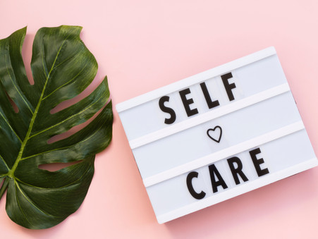 My Top Self Care Tips