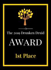 The 2019 Drunken Druid Gold Award - 1.pn