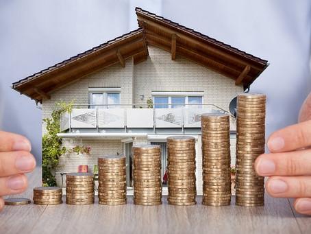 Immobilienpreise steigen weiter.