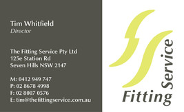 The Fitting Service