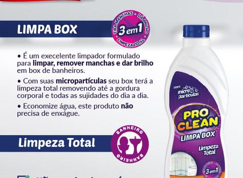 Lançamento: Limpa Box