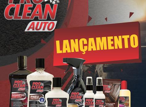 Lançamento Proclean Auto