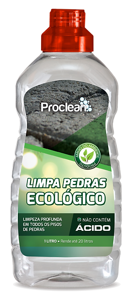 Limpa Pedras Ecológico   PROCLEAN