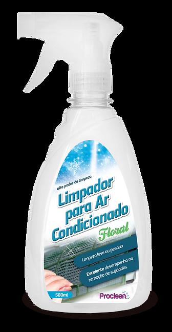 Limpador para Ar Condicionado Floral | PROCLEAN