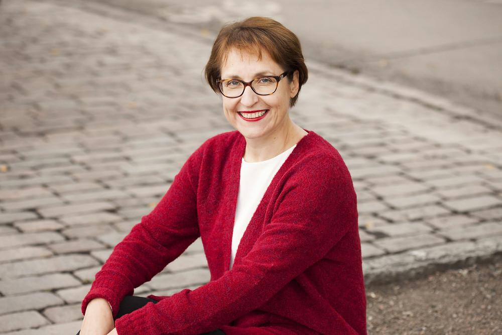 Anja Lahermaa.